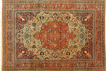 Oriental Rugs Sometimes Called Persian