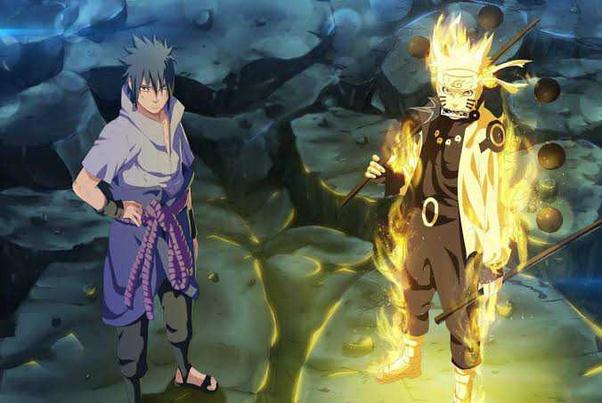 main qimg 91c613f0976e9947c926e04f2c9854c2 - Teknik Enam Jalan Terkuat yang Pernah Ada, Anime Naruto