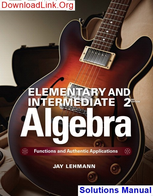 Intermediate Algebra Sullivan 2nd Edition Pdf