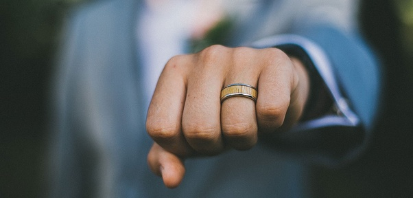 Man Wear Engagement Ring In Which Hand