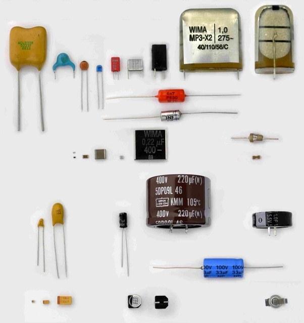what is the difference between capacitors and capacitance quora rh quora com 10 UF 250VAC Capacitor Ceramic Capacitor