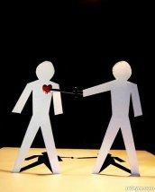 Why do people you trust the most betray you, despite