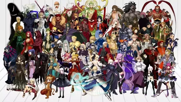 What are the best english dubbed anime quora fate series is always my favorite fatestay night fatezero fatestay night ubw film fatestay night ubw animation gen urobuchi isare very talented voltagebd Images