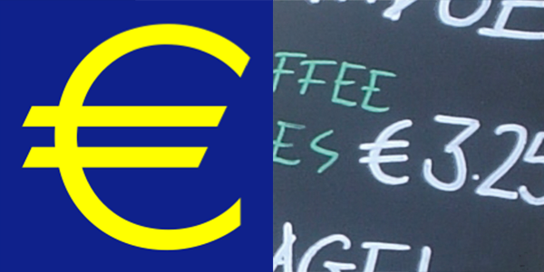 Why Do So Many Currency Symbols Have Strikethroughs In Them For