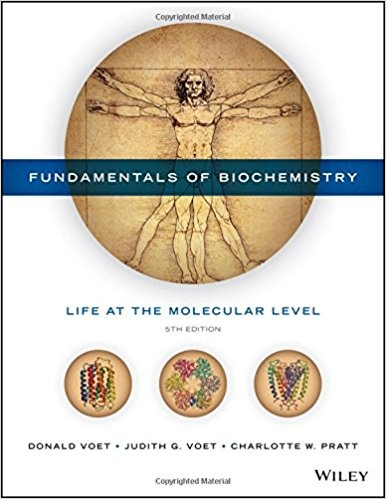 How to look for Fundamentals of Biochemistry: Life at the