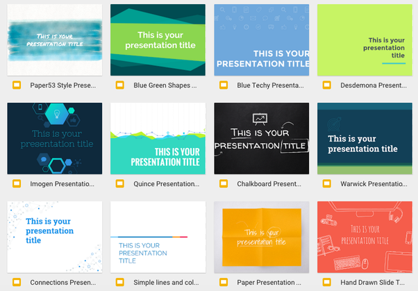 How to give a wonderful presentation quora for downloading powerpoint templates i always use the slides carnival website first of all it is free and second it has a big collection of beautiful toneelgroepblik Choice Image