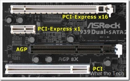 how to add pci express slot