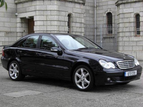Is It A Good Idea To Buy A 10 Year Old A Mercedes Benz C180