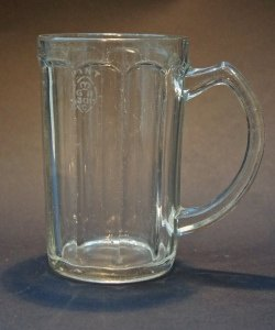 What Became Of The Dimpled Pint Glass With Handle That