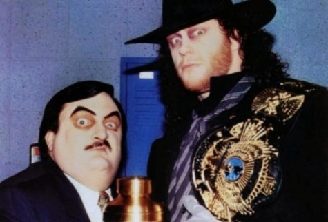 What are your great memories about The Undertaker from WWE