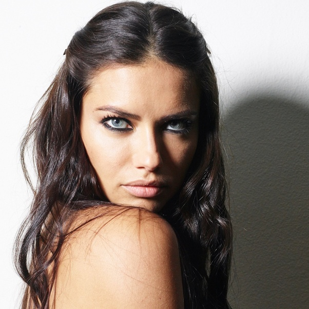 Adriana Lima: What Do Mixed Race Black, White, And Asian Babies Look
