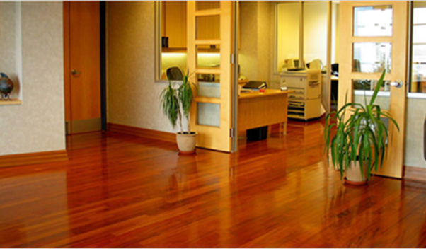 The Top Layer Has An Imprinted Textured Image Made To Look Like Real Wood Laminate Flooring Advantages