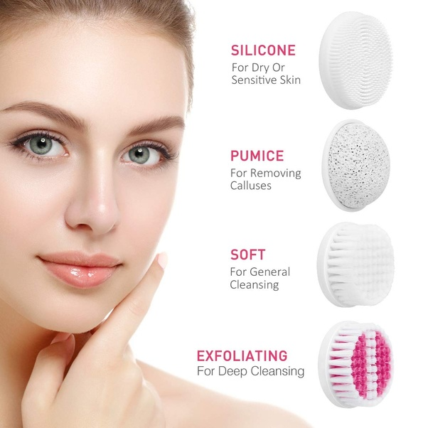 What Is The Best Facial Cleansing Brush For Sensitive Skin Quora