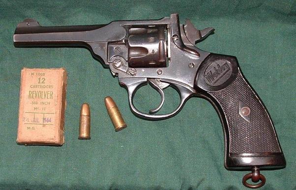 What is the Webley pistol price in India? - Quora
