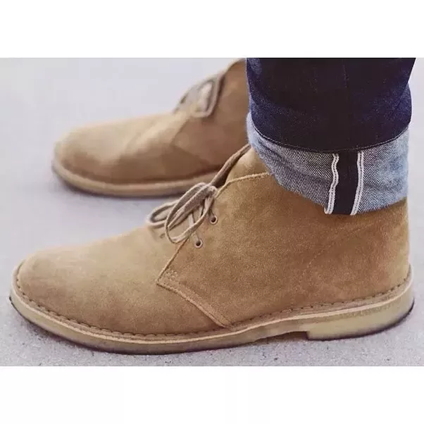 Aly They Look Like The Worn Out Sneakers But Are Stylish And Go With Any Kind Of Formal Wear You Can Chukka Online