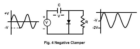 why shouldn u0026 39 t the capacitor discharge completely in a clamper