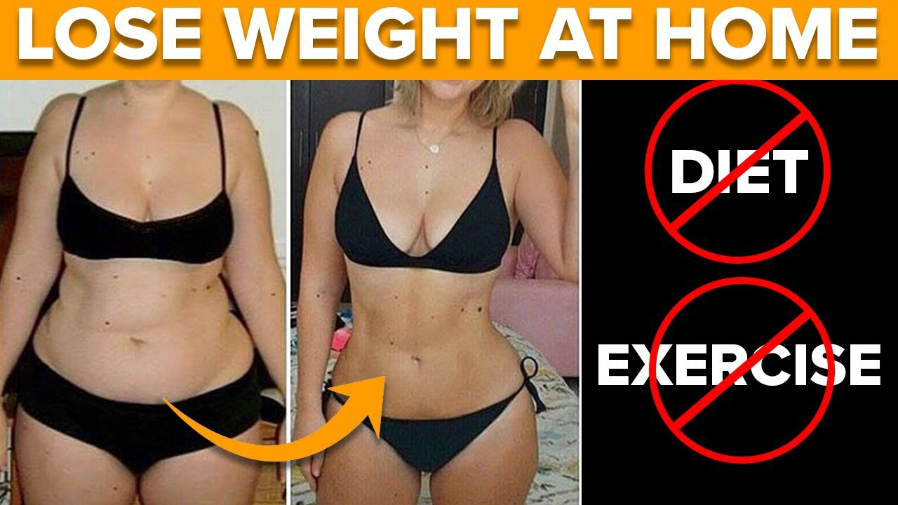 Is it possible to lose a lot of weight without exercising? - Quora