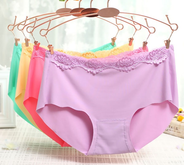 eaacd28d3f78 One of the lovely things about girl's underwear is how colorful it can be.  Panties come in solid colors (like you see above) and also in patterns like  ...
