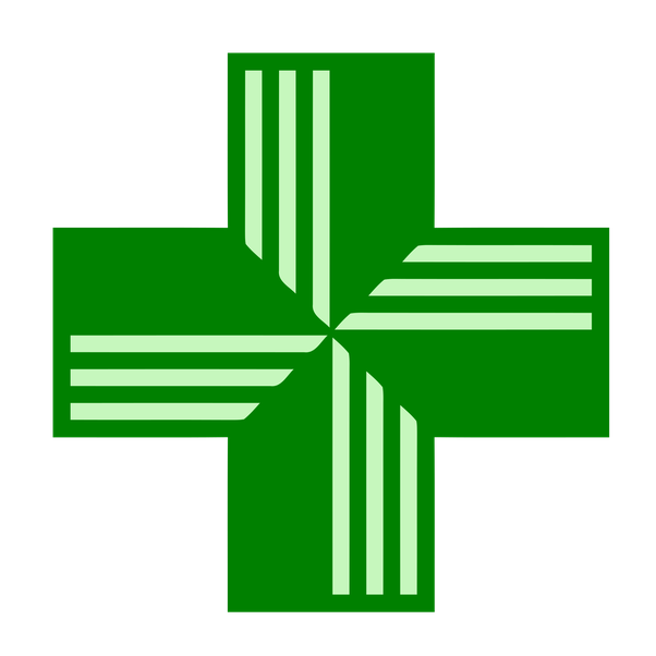 what is the common symbol of pharmacy