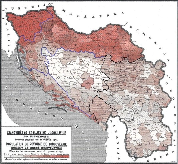 Why do slovenia and croatia have significantly higher gdp per to the level of education and developed north western areas had to pay for the deficits of underdeveloped south eastern areas such as central serbia sciox Images