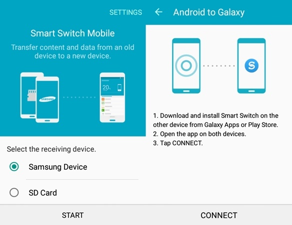 How to transfer data from a Samsung Galaxy S5/S6/S8 to an S9 - Quora