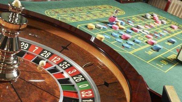Casino royale set