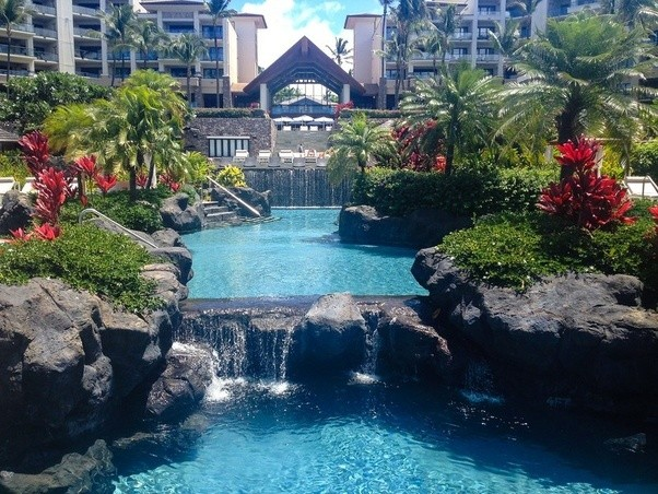 Say Aloha To A Relaxing Getaway On The Northwest Coast Of Maui This Intimate Resort Only Has 50 Suites Creating Quiet Atmosphere That Is Still Busy With