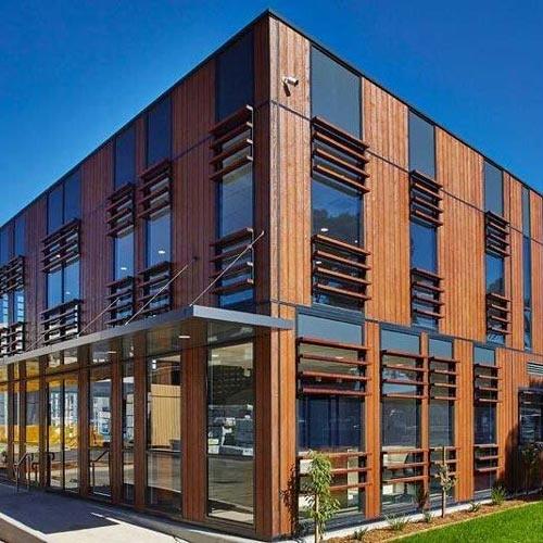 Exterior Cladding Design Ideas: What Are Good Exterior Wood Cladding Design Ideas?
