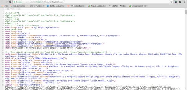 How to view page source on a site where right click is