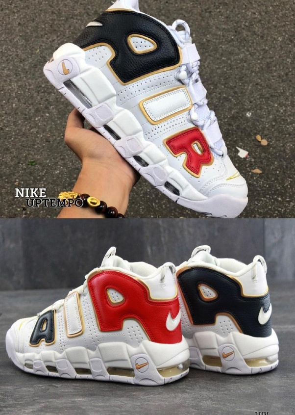 big sale 9ef57 36d6a NIKE AIR UPTEMPO BASKETBALL SHOES. 2. NIKE LIBRON ZOOM WITNESS BASKETBALL  SHOES