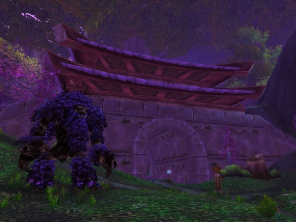 How to get to Darnassus from Stormwind in WOW - Quora
