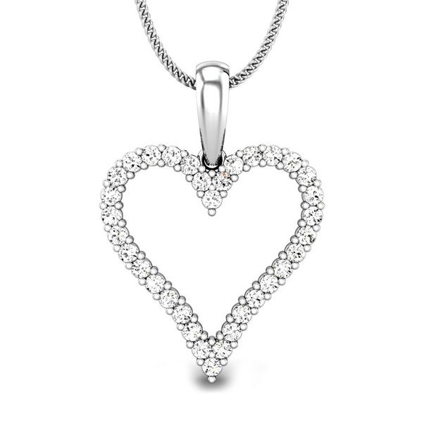 Where is the best place to shop for a heart shaped pendant quora it is just the intensity of the relation that matters and entices you to buy a gift as precious try heart pendants for more exclusive designs aloadofball Images