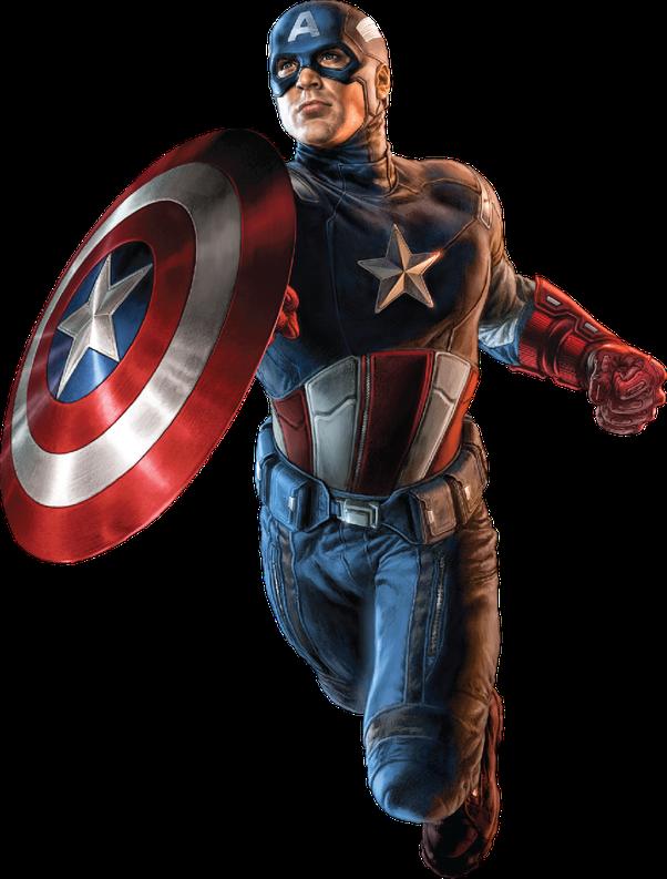 Does Captain America have super powers? - Quora