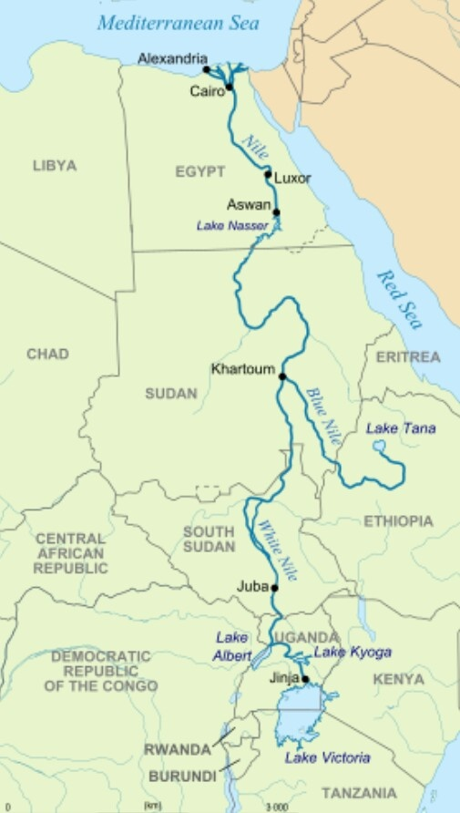 What is the longest river in the world? - Quora