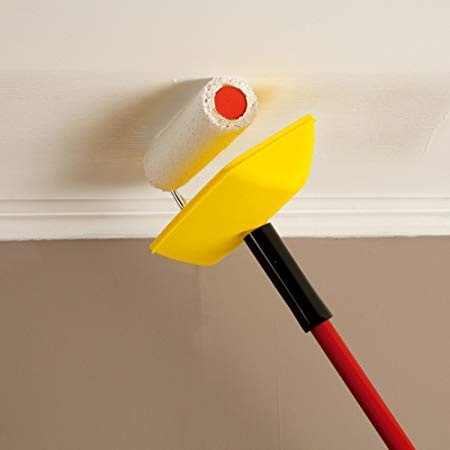 Paint Roller Without Getting