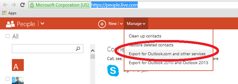 How to transfer contacts from a Lumia 520 to a computer? To another