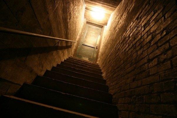 dark basement stairs. Beautiful Basement So What Do We When Go Into The Basement Throughout Dark Basement Stairs R