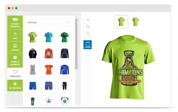 What Is The Best Software For Apparel Design Quora - T shirt design template software