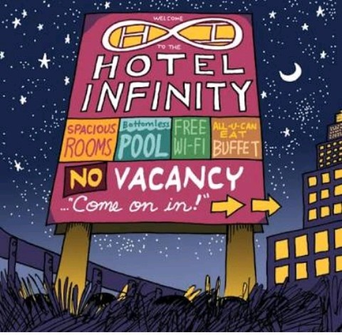 Image result for infinite hotel paradox