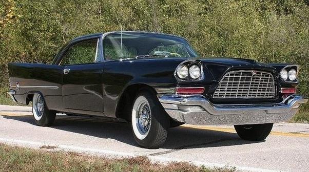 10 Forgotten Muscle - Chrysler 300D