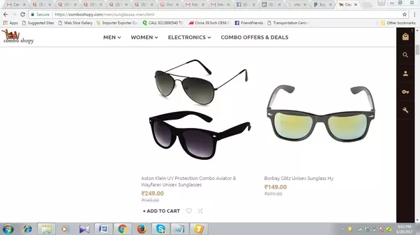 Where Can I Buy Sun Glasses In Chennai At Cheap Cost I