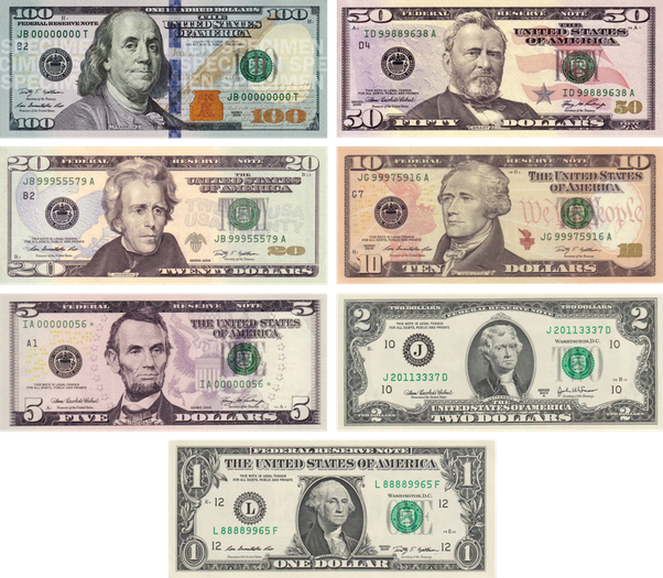 But We Could Also Include A Transpa Film Metallic Reflector And Make Them Out Of Polymer Still Get That American Dollar Look To The Banknotes