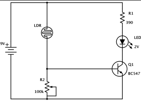 does an ldr obey ohm s law if they do suggest a working model rh quora com circuit diagram lpd8806 circuit diagram drawing worksheet