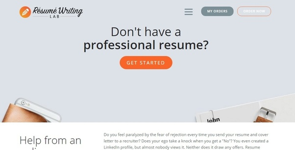 are there any good resume writing services