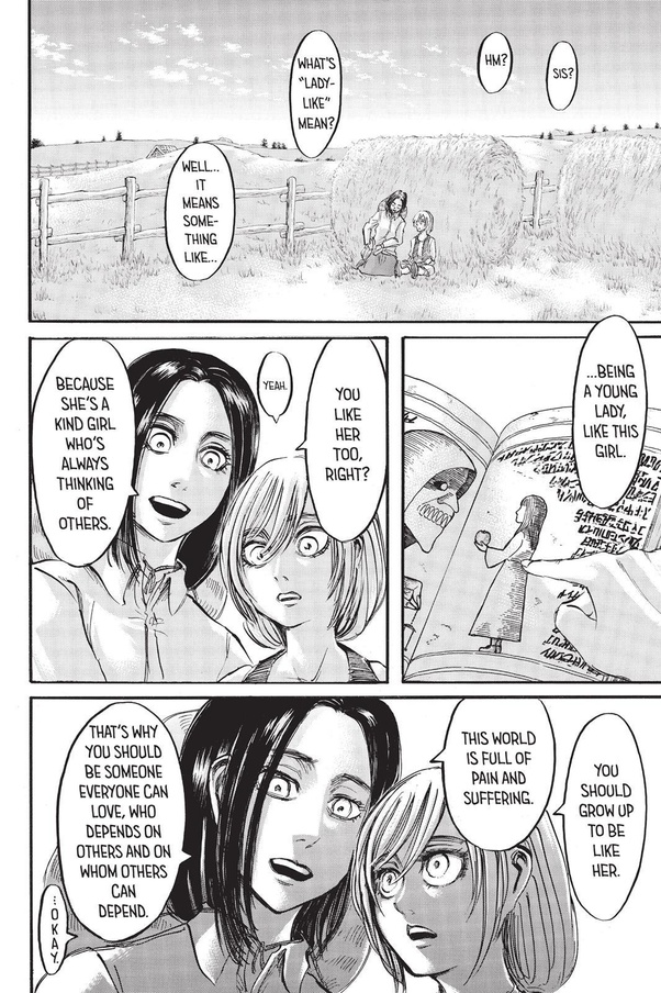What Are Your Theories About Ymir Fritz On Shingeki No Kyojin Attack On Titan Quora