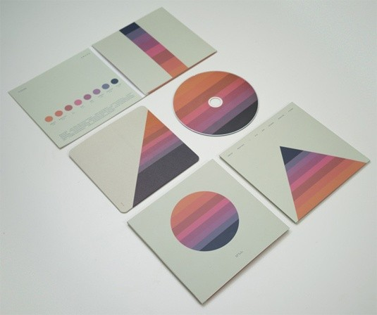 Vinyl Records What Are Some Great Examples Of Minimal Geometric Album