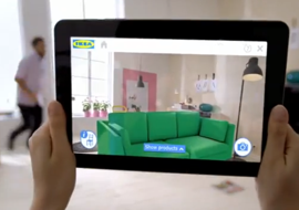 2013 IKEAu0027s App   It Will Place IKEAu0027s Furniture Into Your Apartment
