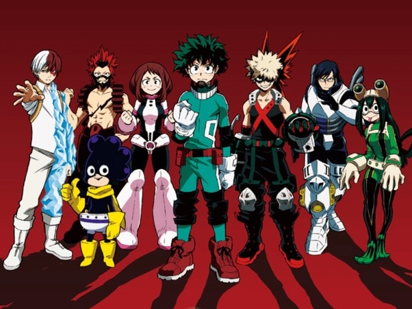 What makes My Hero Academia unique among all the animes? - Quora