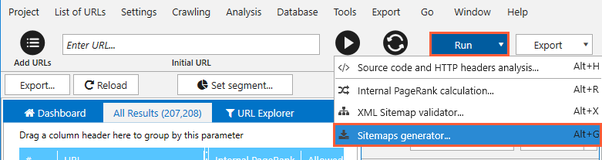 how to generate xml sitemaps for an ecommerce website quora