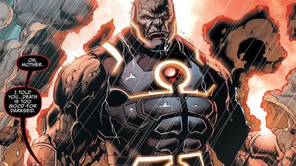 Who is Darkseid and what are his powers? Why is the entire Justice League required to battle him? - Quora